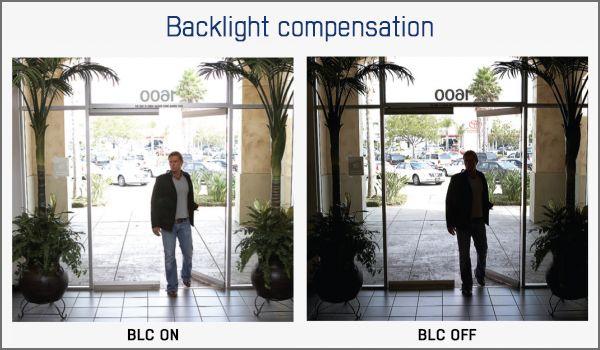 Funzione BLC